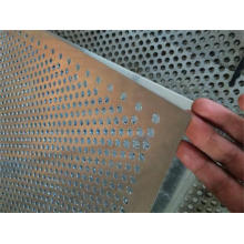 Multiple passes Perforated Metal Mesh